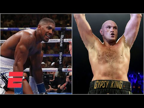 Andre Ward doesn't see Anthony Joshua beating Tyson Fury | Top Rank Boxing