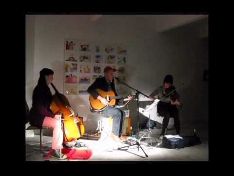Mathew Sawyer & The Ghosts - Whereabouts - Rokeby Gallery 20-10-11