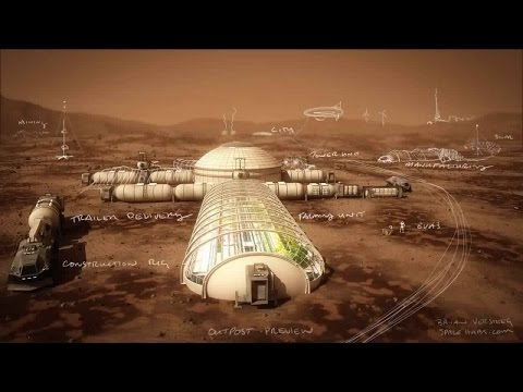Mars One :Viaje a Marte sin retorno :el nuevo del Proyecto Humanidad 2022