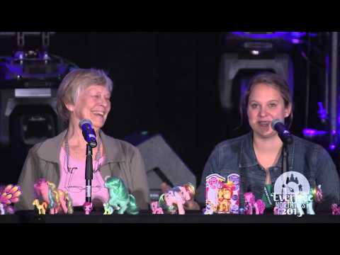 Everfree Northwest 2015 - The History of My Little Pony