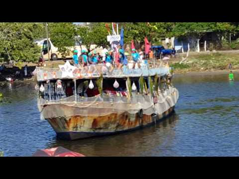 Carnaval acuático 2017 en la isla de la juventud