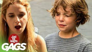 Your Friends BREAK a Little Kid's Heart | Instant Accomplice