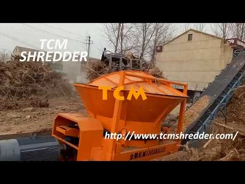 Low Energy Tree Stump Crusher
