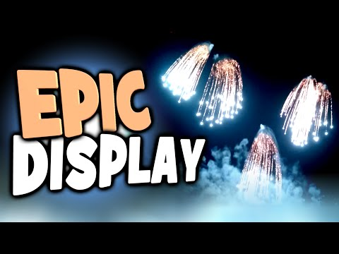 EPIC FIREWORKS DISPLAY - Timed With Music | 5th November | Popular Songs & Insane Finale