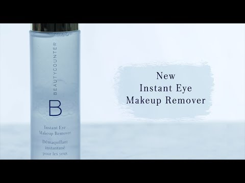 NEW Instant Eye Makeup Remover