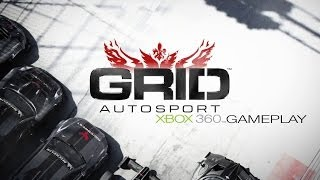 Grid Autosport Gameplay (XBOX 360 HD)