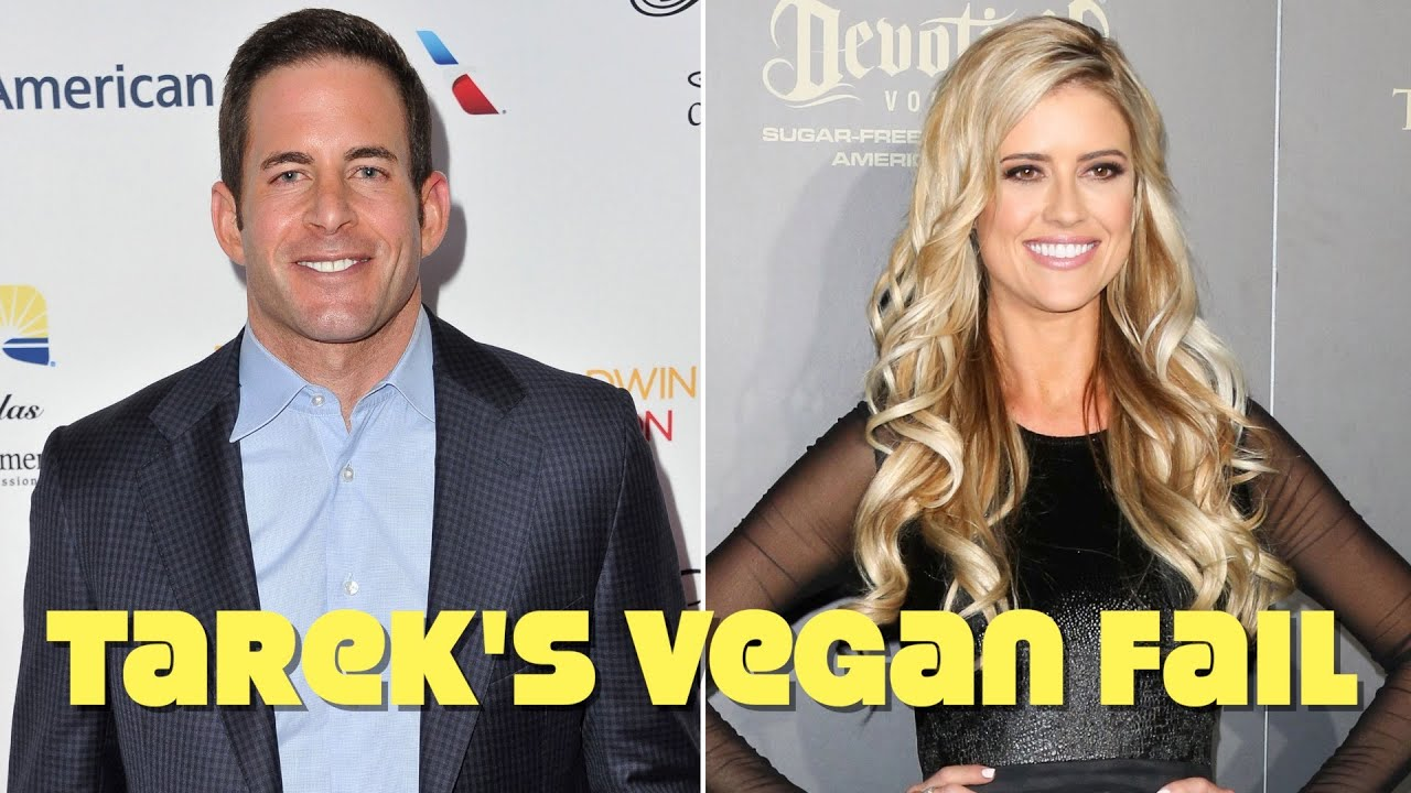 Flip Or Flop Star Goes Vegan & Fails Miserably! Is Vegan Diet To Blame?