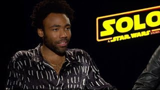 Donald Glover Responds To Interracial Love And Being Woke - CH News