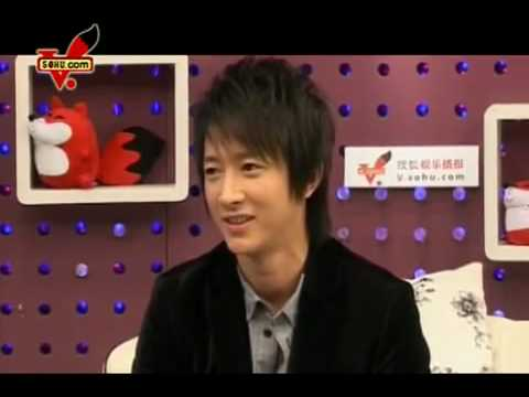 [ENG SUB] Han Geng / Hankyung Sohu Star Online Interview 1/5