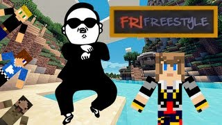 """FriFreestyle"" - A French Parody of PSY"