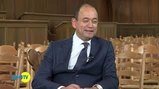 In gesprek met Freek Ossel, burgemeester van Wijdemeren  17-04-2019