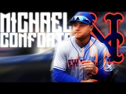 Michael Conforto | 2017 Mets Highlights ᴴᴰ