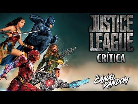 La Liga de la Justicia CRITICA y RESUMEN ¿BUENA O MALA?