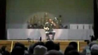 Tsugaru Shamisen Tournament 2008 - Aiya Bushi - Grant Reimer