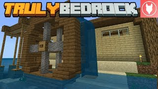 Truly Bedrock SMP: Episode 17 - The Water Wheel