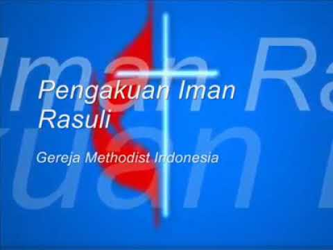 Pengakuan Iman Rasuli ( GMI )