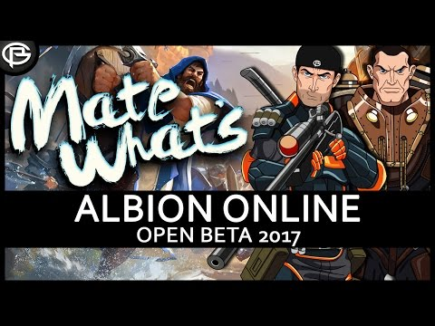 Mate, What's: Albion Online? (MMORPG)