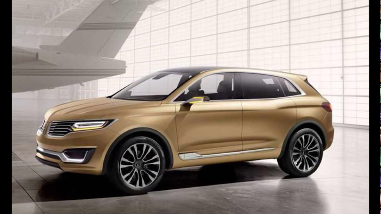 2018 Lincoln New Mkx Redesign