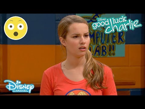 Good Luck Charlie | Teddy's Whammy Tryout