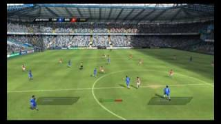 How to use EA Sports Game Face in FIFA10