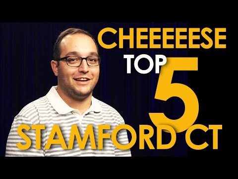 CHEEEEESE - TOP 5 Reasons to live in Stamford CT EP 07