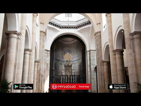 Cathedral – Interior – Turin – Audio Guide – MyWoWo Travel App
