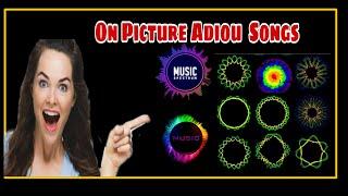 Adiou Song par potho kasa lagaya Picture on adiou Song
