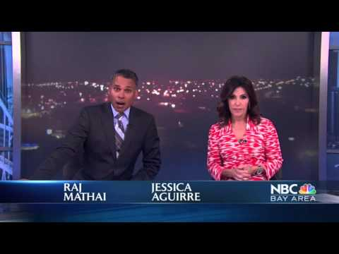 KNTV NBC Bay Area News at 11pm Open