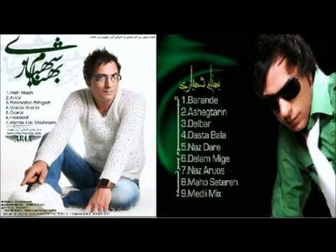 Behnam Shahbazi - Barande Album - #9 Medly MIX DJMasoudRemix