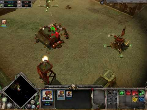 Dawn of War Mission 2