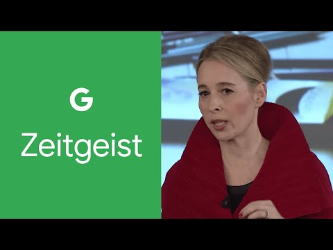 Noreena Hertz, Economist & Author - The World At Our Fingertips - Clip