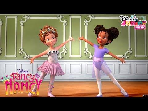 Friendship Pas De Deux Music Video | Fancy Nancy | Disney Junior
