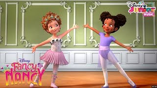 Friendship Pas de Deux Music Video | Fancy Nancy | Disney Junior