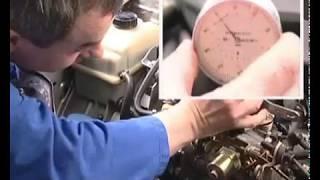 Comment Caler et contrôler une pompe Lucas Type DPC