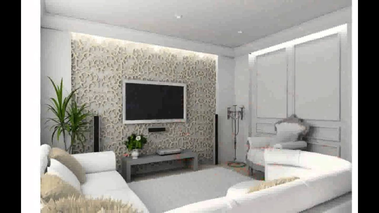 Photos d co maison youtube for Modele de decoration interieure maison
