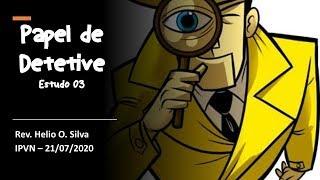 Estudo 3 (continuação) - Papel de Detetive
