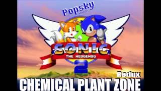 Popsky Remixes: Chemical Plant Zone Redux