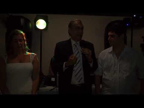 Casamento Beto e Suzy   Prece Julio Cesar de Sá Roriz