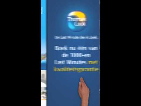 Thomas Cook interactive campaign on Clear Channel digital screens