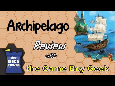 Archipelago Review - with the Game Boy Geek