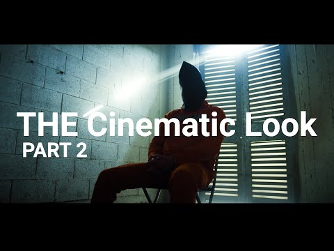 Achieve That Cinematic Look Using LIGHTS - PART 2