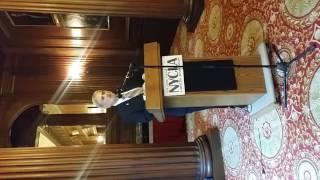 Hon. Richard Lee Price acceptance speech NYCLA 2016