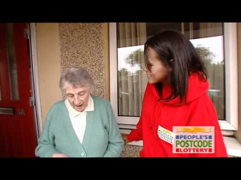People's Postcode Lottery Street Prize Winner Stranraer- DG9 7AS