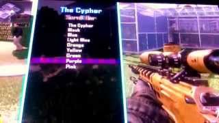 PS3/GSC/BO2 Mod Menu-The Cypher (1.19) Download