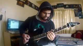 Halahkuh - Sacrilege Guitar cover