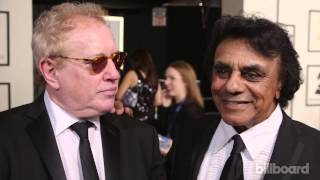 Johnny Mathis: The 2015 GRAMMYs Red Carpet