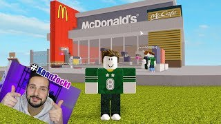 1. MAL ROBLOX ZOCKEN WITH KAAN! McDonald's tycoon with cash registers, employees & kitchen build #KaanZockt