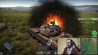 Т-55А БР. 8.3 ПОШЕЛ НА ПОЛЬЗУ | Лучший бой War Thunder #115