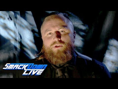 Aleister Black will be waiting at Extreme Rules: SmackDown LIVE, July 2, 2019