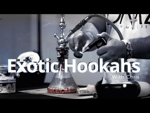 Exotic Hookahs: Papaya & Coconut